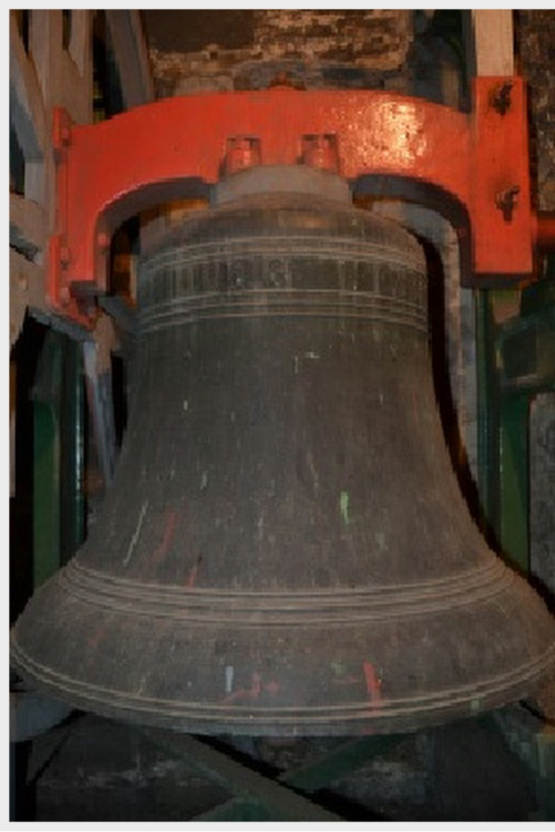 Cottesmore St Nicholas Church Bell