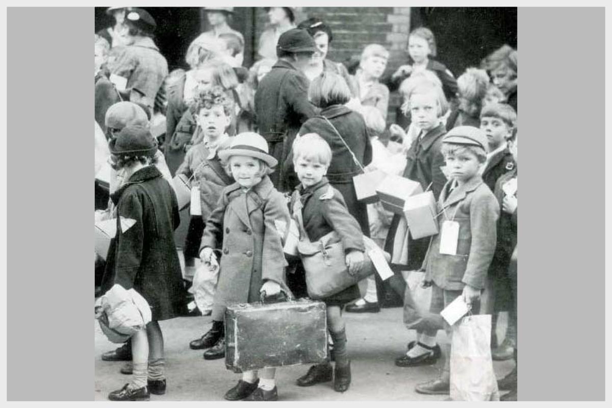Cottesmore Evacuees