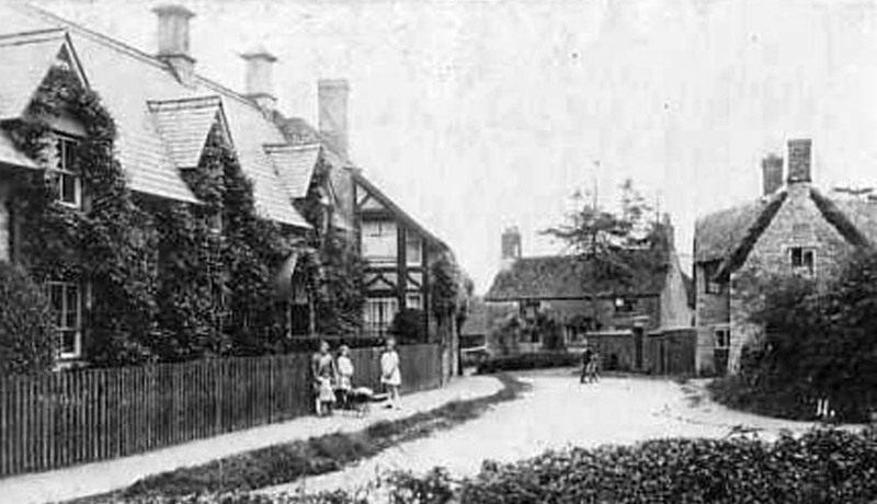 cottesmore village rutland main street historical