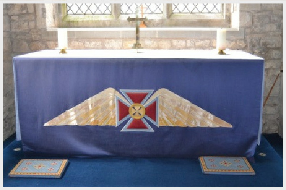 Cottesmore St Nicholas Church RAF Memorial