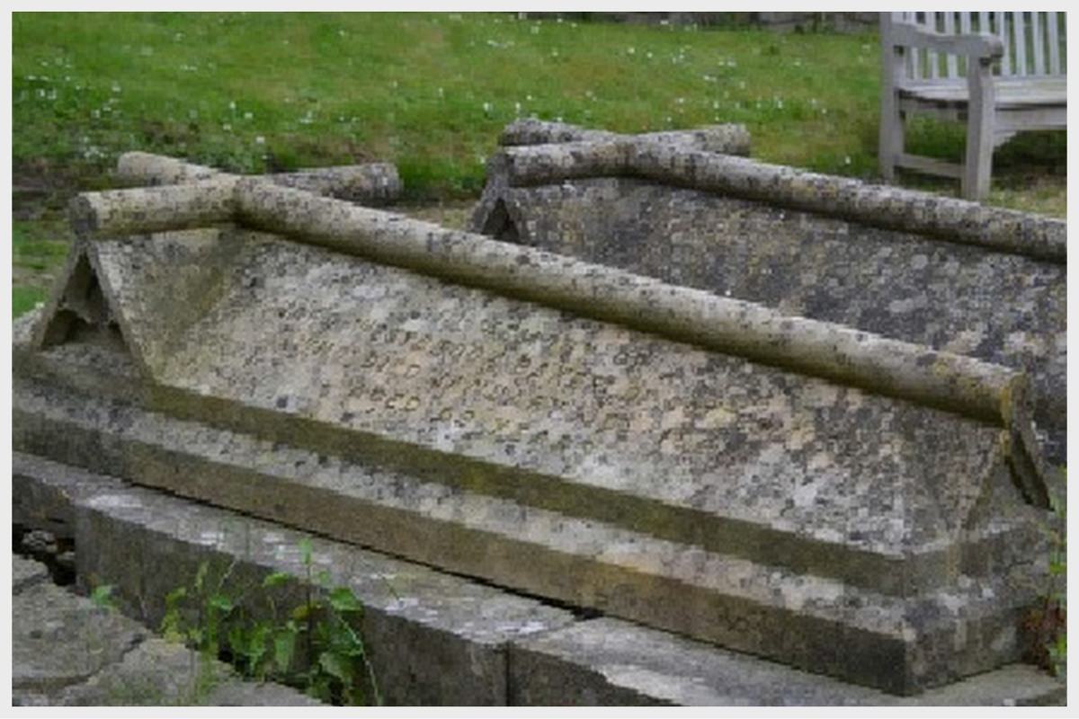 Cottesmore St Nicholas Church Tomb
