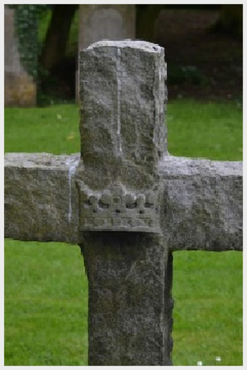 Cottesmore St Nicholas Church Stone Cross