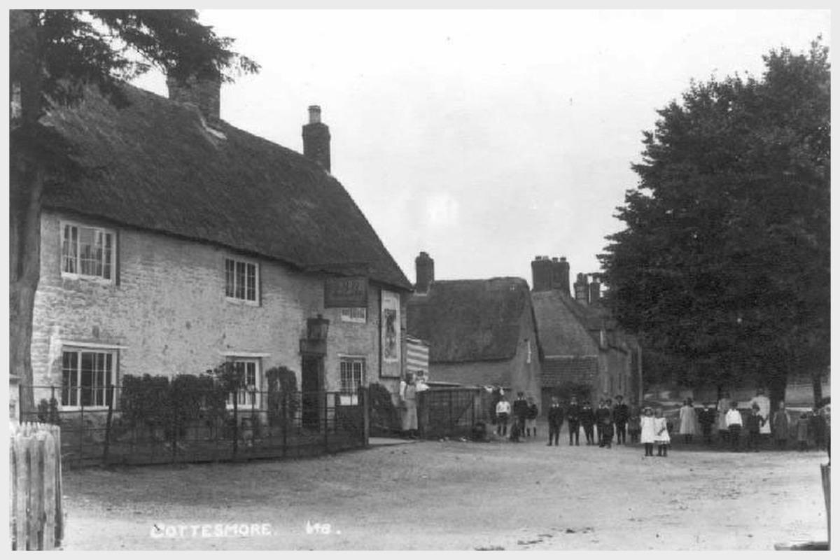 Cottesmore Sun Inn Public House