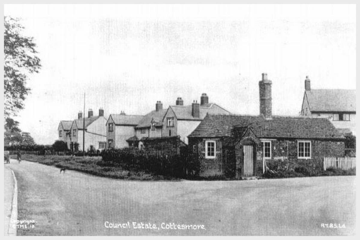 Cottesmore Toll Bar Houses