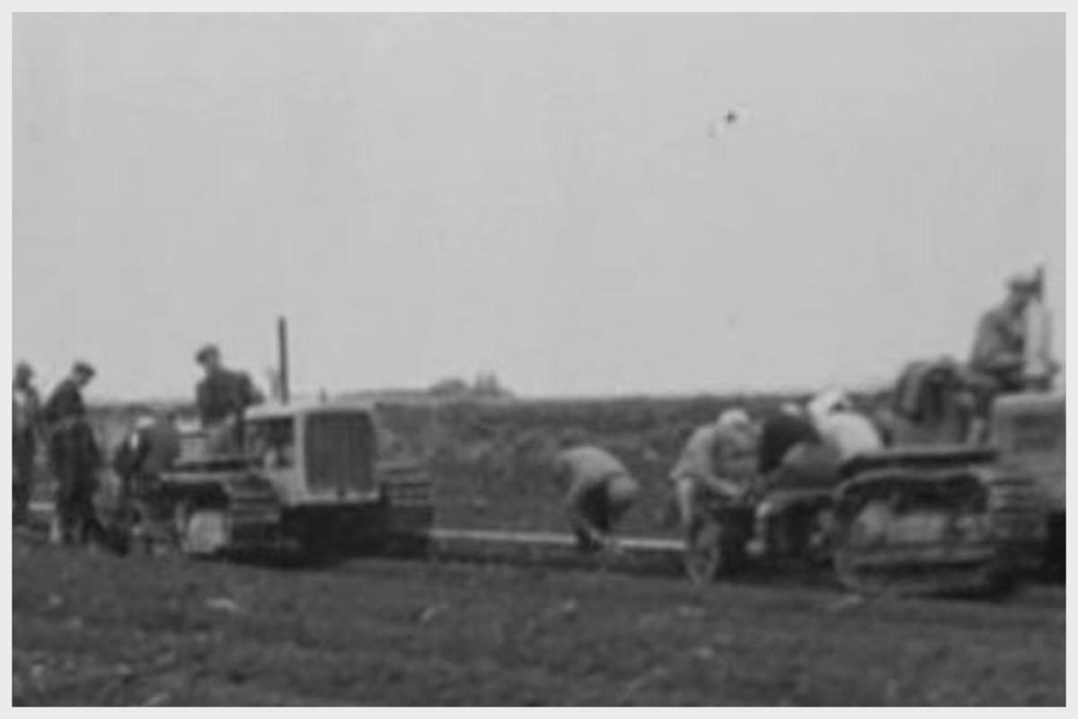 Cottesmore farming 1920-1930