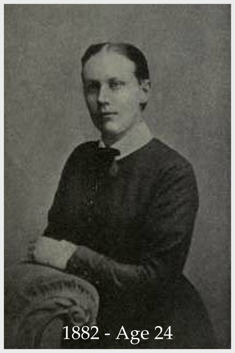 Janet Erskine Stuart 1882